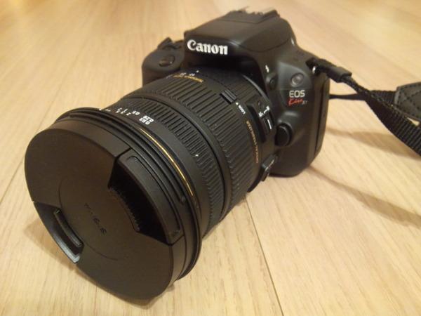 EOSKissデジタルX7 + SIGMA 17-50mmF2.8