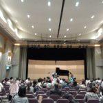 第17回ベビーカーコンサート@和光市民文化センターサンアゼリア行ってきた