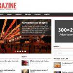 無料で「使える」WordPressテンプレートMH Magazines Lite