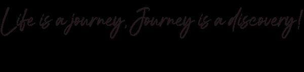旅するように日々を記録するブログ