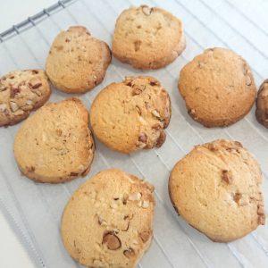 私担当の地味なクッキー