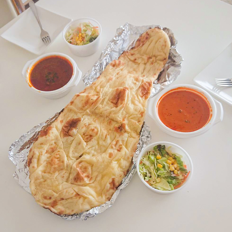 和光市「Chapati(チャパティ)」でカレーのテイクアウトランチc